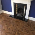 Karndean art select herringbone